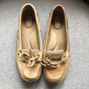 Women's sperry size 6.5